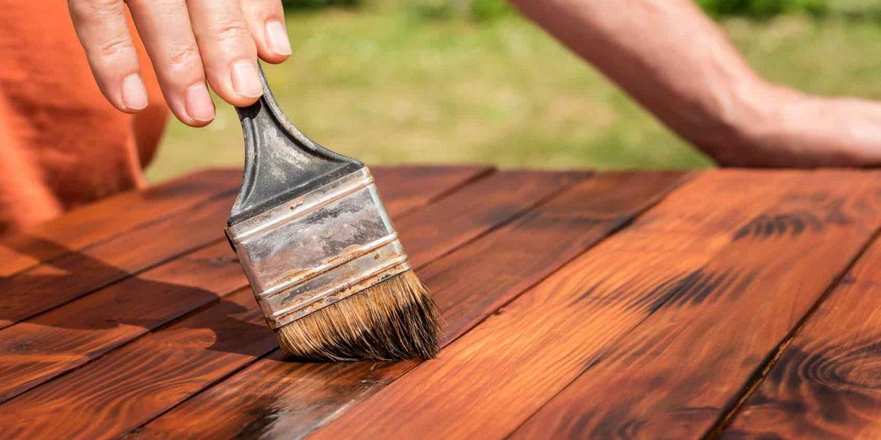 Généralités sur la peinture bois extérieur