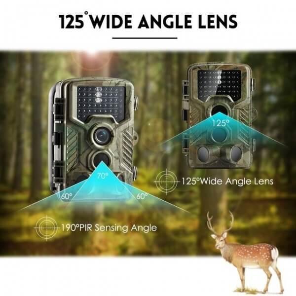 Qu'est-ce que la caméra infra rouge ?